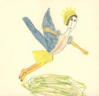 Snow White Fairy